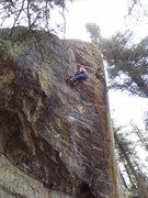 Rock Climbing Photo: Macho Picasso.