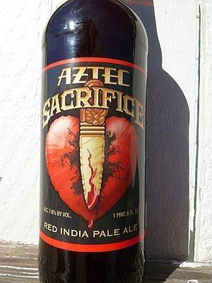 Aztec Brewing Co. Sacrifice Red IPA