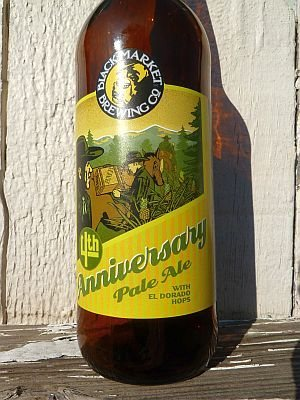 Black Market Brewing Co. 4th Anniversary Pale Ale