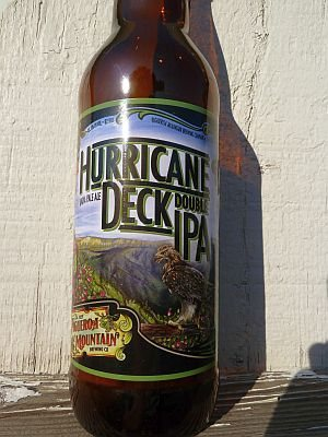 Figueroa Mountain Brewing Co. Hurricane Deck DIPA