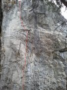 Rock Climbing Photo: West Coast Hustle