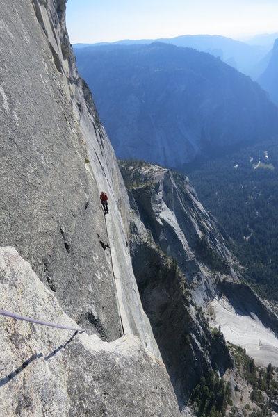 Rock Climbing Photo: Thank God