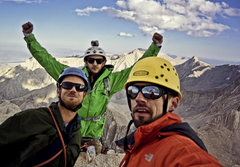 Rock Climbing Photo: Mt. Russell via Mitheral.