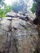 Rock Climbing Photo: The Right Twin