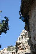Rock Climbing Photo: Caramel Coated Fun (August 2013)