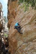 Rock Climbing Photo: Genesis (August 2013)