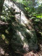 Rock Climbing Photo: Gomez the Cat, 5.5.