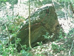Rock Climbing Photo: Silent River