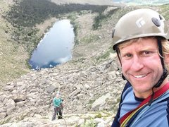 Rock Climbing Photo: Lincoln Lake