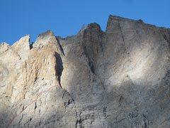 Rock Climbing Photo: Beginner's Mind