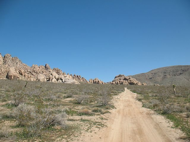 Rock Climbing Photo: The road to Margheritaville, High Desert