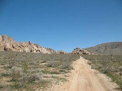 Rock Climbing Photo: The road to Margheritaville, High Desert