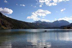 Rock Climbing Photo: June Lake, Sierra Eastside