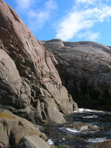 Lofoton, Norway. Paradiset at Kalle