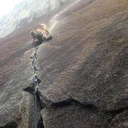 Rock Climbing Photo: Exasperator, Squamish