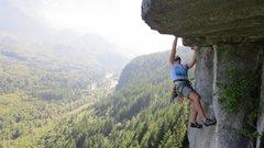 Rock Climbing Photo: P2 (photo cred Tom Ramier)