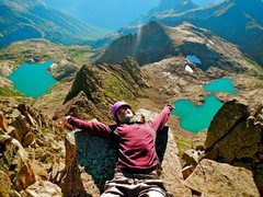 Rock Climbing Photo: Whaa Wha