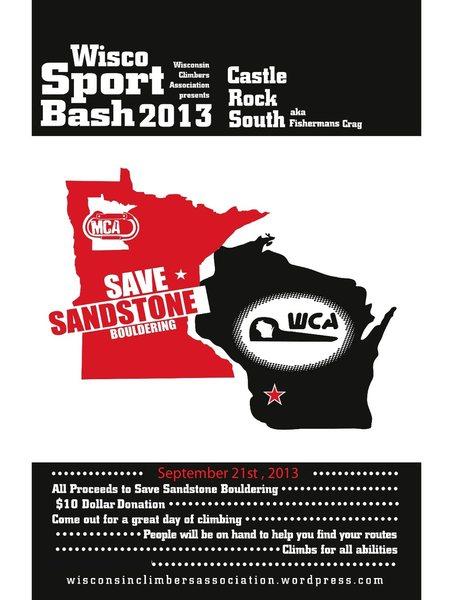 Wisco sport bash 2013!!