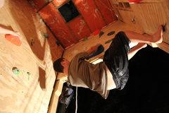 Rock Climbing Photo: Hanger