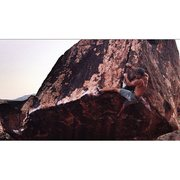 "Rock Climbing Photo: The topout of Alexisizer (""Slopey Traverse&qu..."