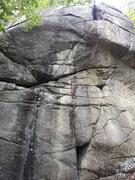 Rock Climbing Photo: Main Cliff