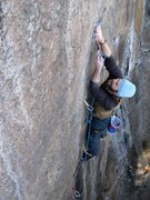 Rock Climbing Photo: Screaming Yellow Zonkers