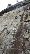 Rock Climbing Photo: Radical Changes