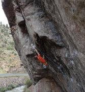 Rock Climbing Photo: Does he Slapaho?