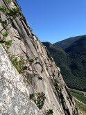 Climbers on Vertigo