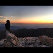 Rock Climbing Photo: Summit of Tahquitz
