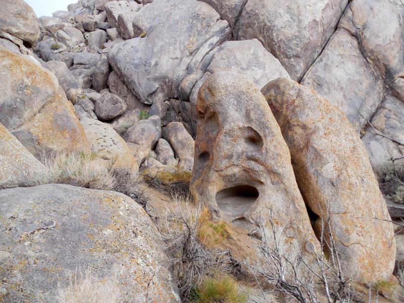 Rock Climbing Photo: Nice place.