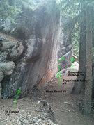 Rock Climbing Photo: Treasure Chest.