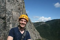 Rock Climbing Photo: Halfway the Whitney Gilman Ridge