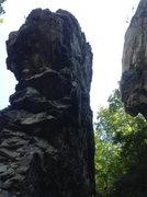 Rock Climbing Photo: Main Fin
