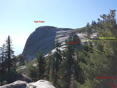 Rock Climbing Photo: High Eagle Overview
