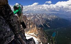 Rock Climbing Photo: Edith Cavell