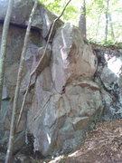 Rock Climbing Photo: Admiral Nelson