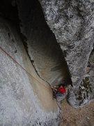 Rock Climbing Photo: Ragnarok N roll.