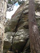 Rock Climbing Photo: Needed a photo eh?