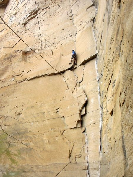 Rock Climbing Photo: Come on, you know you want to climb this.