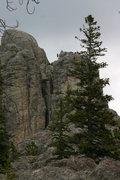 Rock Climbing Photo: Balcony Point