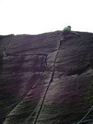 Rock Climbing Photo: Budino