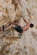 Rock Climbing Photo: Clark Mountain