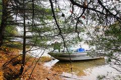 Rock Climbing Photo: The boat landing for Secret Lake/Jeff's World on C...
