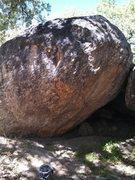 Rock Climbing Photo: The Sorcerers Stone