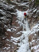 Rock Climbing Photo: avocado gully