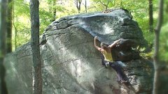 Rock Climbing Photo: Abbey Smith on the Mollusk (from the Key to So iLL...