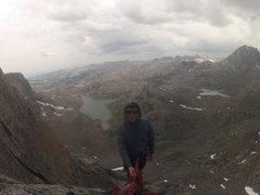 Rock Climbing Photo: High Point