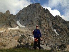 Rock Climbing Photo: Ellingwood Peak