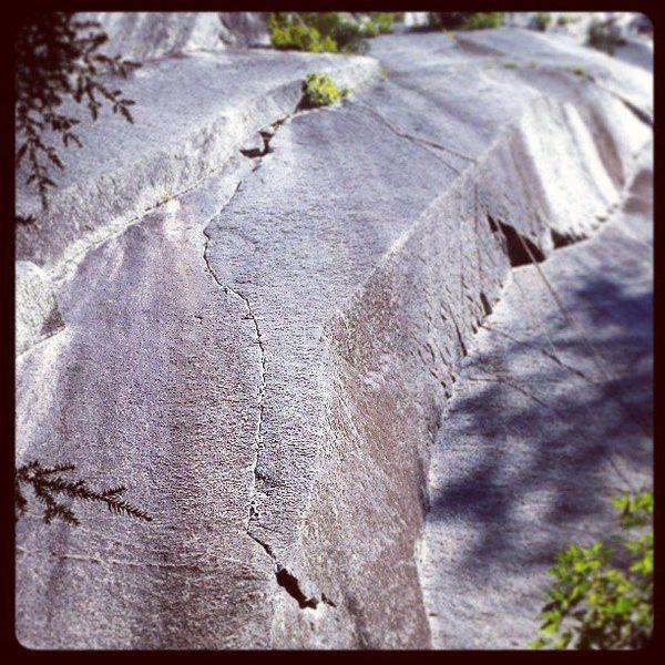 Rock Climbing Photo: Knacker Cracker Instagram Style